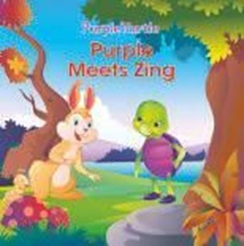 Picture of Purple Meets Zing