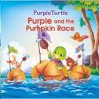 Picture of Purple & the Pumpkin Race