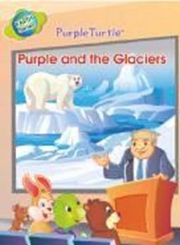 Picture of Purple and the Glaciers