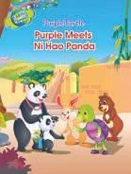 Picture of Purple Meets Ni Hao Panda