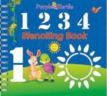 Picture of 1234 Stenciling Book