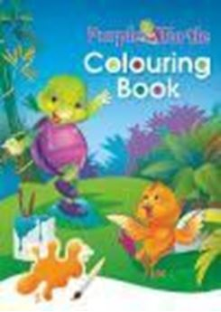 Picture of Coloring Book - 3