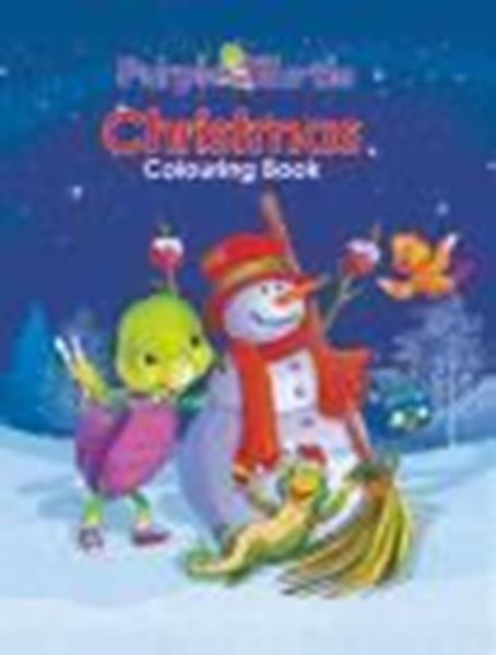 Picture of Christmas Coloring Book