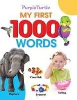 Picture of My First 1000 Words (Hardbound)