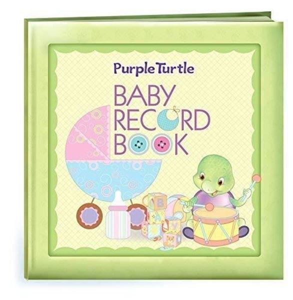 Picture of Baby Record Book