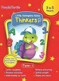 Picture of Thinkers, Level 1 (Term 1) Course Book