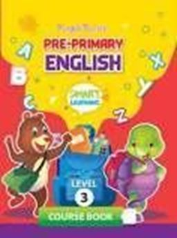 Picture of Pre Primary English CB Level 3